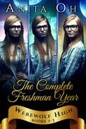Werewolf High: The Complete Freshman Year: Books 1-3
