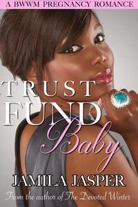 Trust Fund Baby: A BWWM Pregnancy Romance Novel
