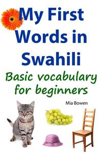 My First Words in Swahili