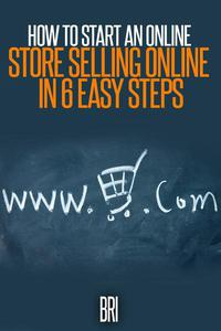 How to Start an Online Store: Selling Online in 6 Easy Steps