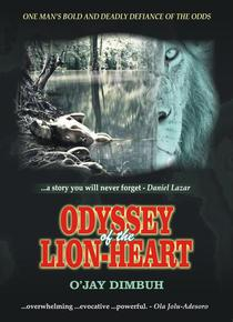 Odyssey of the Lion-heart: Captivating Action Adventure Novel