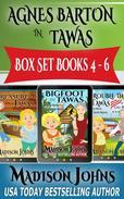 Agnes Barton In Tawas Box Set (Books 4-6)