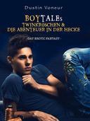 BoyTales: Twinkröschen & Die Abenteuer in der Hecke [Gay Erotic Fantasy]