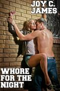 Whore For The Night (Straight Reluctant Erotica)