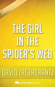 The Girl in the Spiders Web by David Lagercrantz
