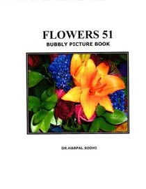 Flowers 51, Bubbly Picture Books