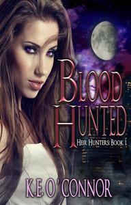 Blood Hunted - Heir Hunters, book 1
