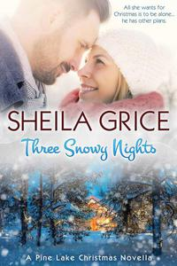 Three Snowy Nights: A Pine Lake Christmas Novella