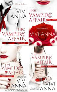 The Vampire Affair Complete Collection