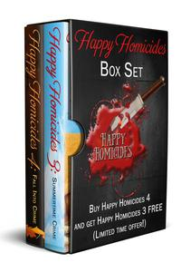 Happy Homicides Boxed Set