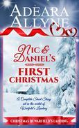 Nic and Daniel's First Christmas