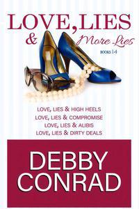 Love, Lies and More Lies - Books 1-4