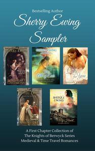 Sherry Ewing Sampler of Books