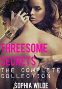 Threesome Secrets: The Complete Collection