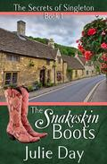 The Snakeskin Boots