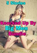 Knocked Up By Big Men Bundle (5 Stories Collection Older Younger Woman Erotica XXX Sex Creampie Bareback Breeding BBW Maid)