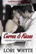 Curves & Kisses: A Bundle of Three BBW Stories