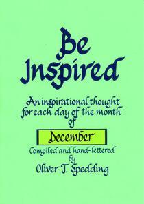 Be Inspired - December
