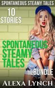 Spontaneous Steamy Tales the Bundle 10 Short Stories