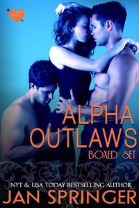 Alpha Outlaws Boxed Set