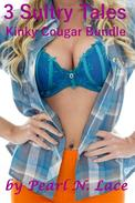 Kinky Cougar Bundle (3 Sultry Tales)