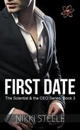 First Date (A Steamy First Time Romance)