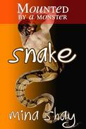 Mounted by a Monster: Snake