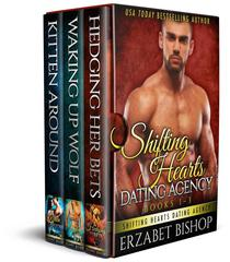 Shifting Hearts Dating Agency Books 1-3