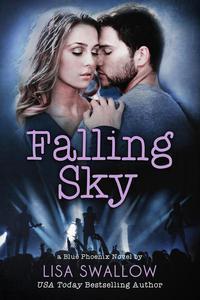 Falling Sky: A British Rock Star Romance