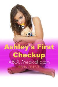 Ashley's First Check Up - ABDL Medical Exam