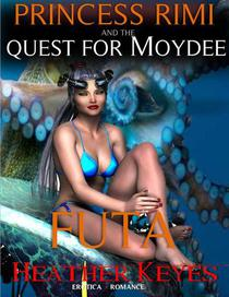 Futa Princess Rimi the Quest for Moydee