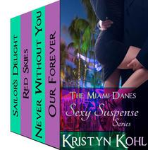 The Miami Danes Sexy Suspense Series Box Set