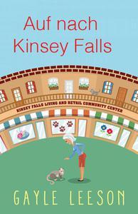 Auf nach Kinsey Falls!