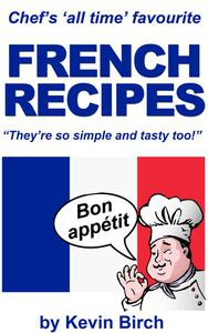 Chef's All Time Favourite French recipes