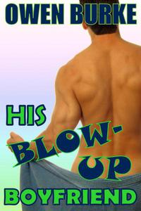 His Blow-Up Boyfriend (Gay Boys & Sex Toys)