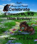 Shadow and Friends Celebrate Ellsworth, KS, 150th Birthday