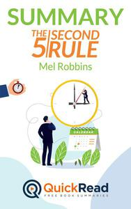 """Summary of """"The 5-Second Rule"""" by Mel Robbins"""