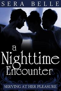 A Nighttime Encounter (MMMF Downton Abbey-themed Erotica)