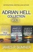 The Adrian Hell Series: Books 1-3