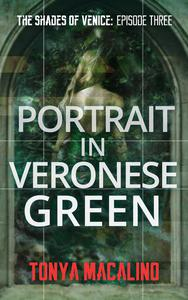 Portrait in Veronese Green