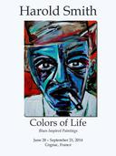 Colors of Life - Artwork by Harold Smith