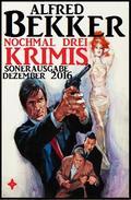 Nochmal drei Krimis - Sonderausgabe Dezember 2016