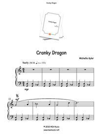 Cranky Dragon