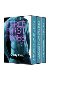 Three First Times - Vol. 2 (First Gay Experience Bundle)