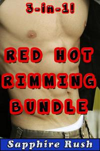 Red Hot Rimming Bundle (rimming gay sissification)