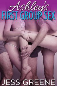Ashley's First Group Sex
