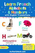 Learn French Alphabets & Numbers