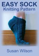 Easy Sock: Knitting Pattern