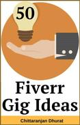 50 Fiverr Gig Ideas