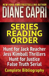 The Diane Capri Series Reading Order Checklist